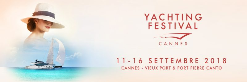 Italia Yachts at Cannes Yachting Festival
